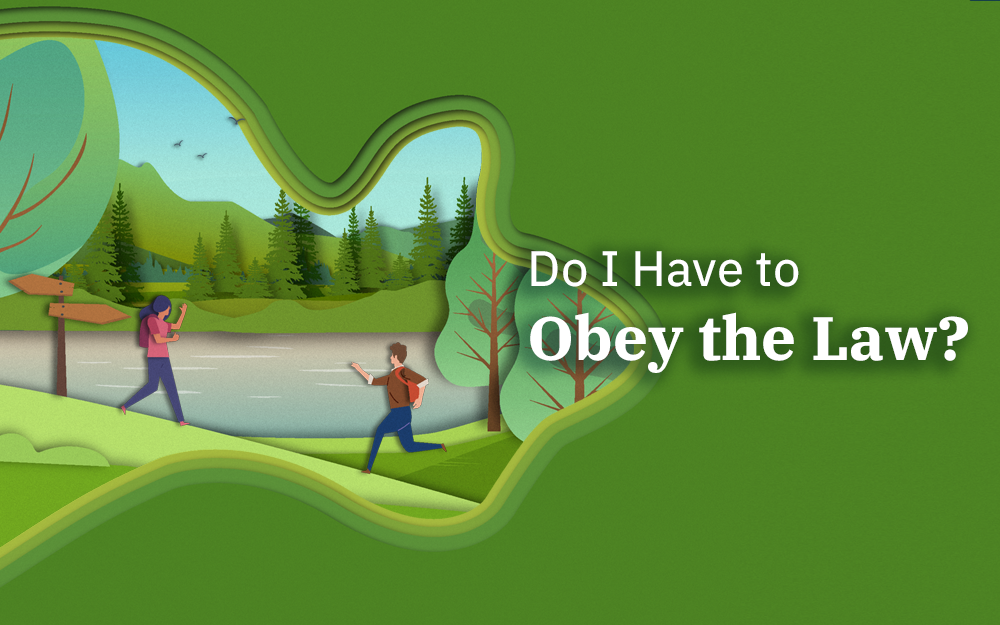 Do I Have to Obey the Law? - Study Guide