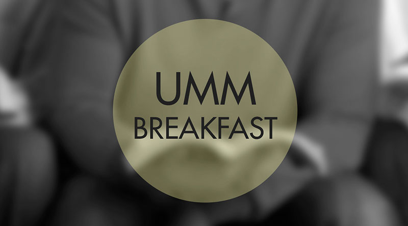 United Methodist Men Breakfast
